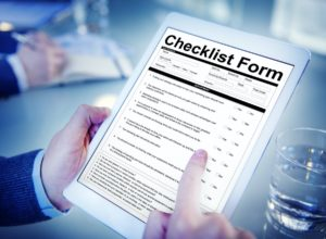 fica documents required check list