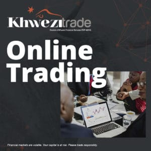 online trading khwezitrade